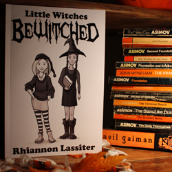 proof copy of Little Witches